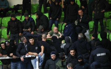 Общо 4000 лева глоби след скандалите на Балкан - Левски Лукойл, делегатът също с наказание