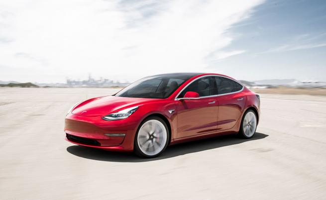 Tesla Model 3 има зелена светлина за Европа