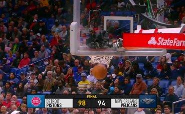 Репортаж от мачовете в НБА, 24 януари 2019
