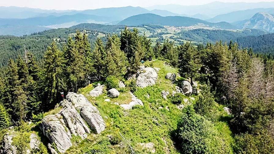 Дарения превръщат тракийско светилище в Родопите в достъпно