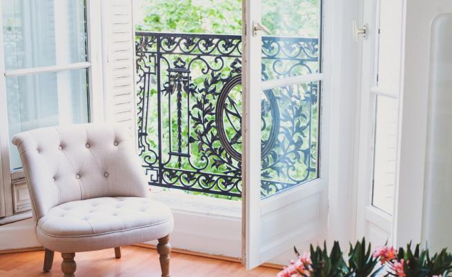 Как да внесем френски шик в апартамента (СНИМКИ)