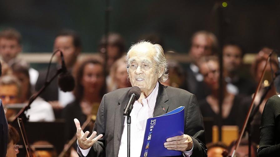 Почина легендата Мишел Льогран