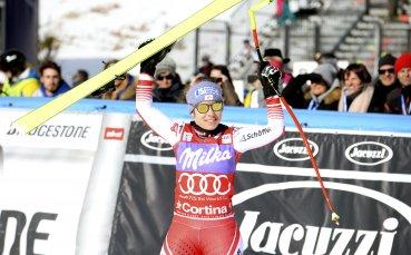Шмидхофер надигра Шифрин в спускането в Лейк Луис