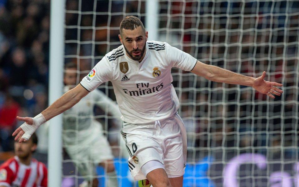 Карим Бензема е един от няколко играчи на Реал Мадрид,