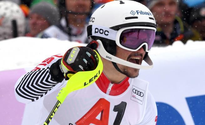 Алберт Попов - един българин изненада ски елита