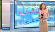 Прогноза за времето (27.01.2019 - централна емисия)