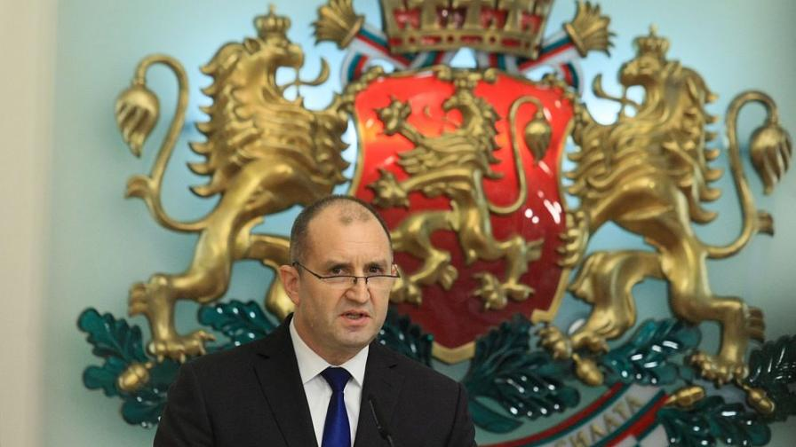Румен Радев насрочи евроизборите за 26 май