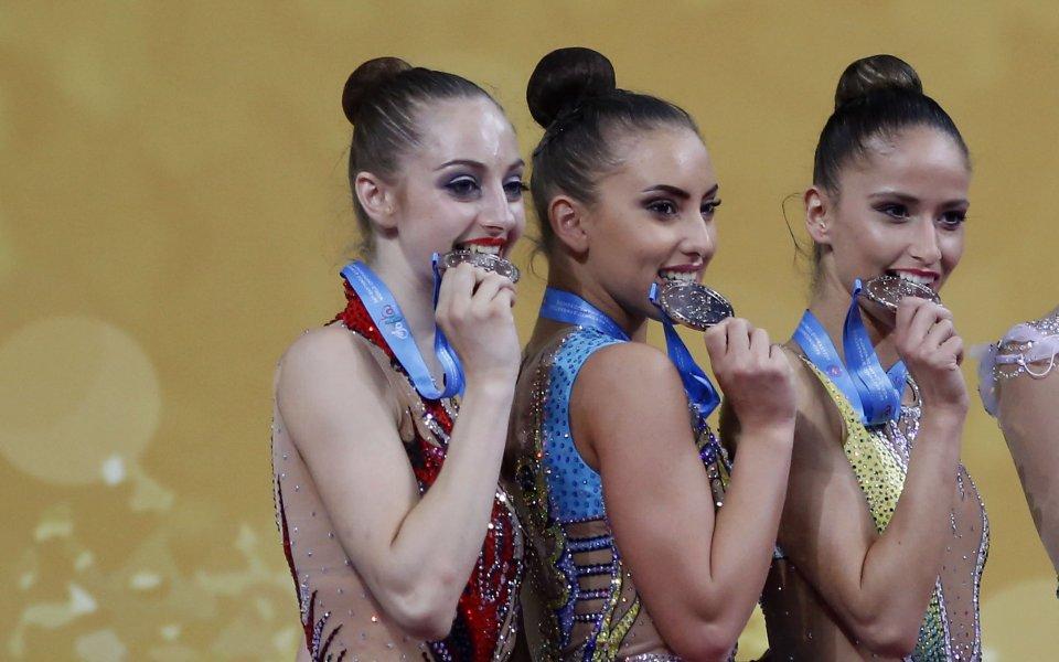 Неви, Катрин и Боряна ще участват на Европейското в Баку