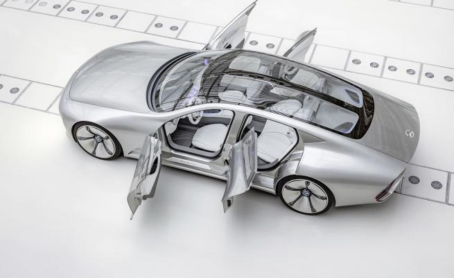 Mercedes иска да спре смъртните случаи с уникални технологии