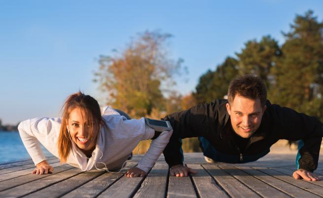 Спортът намалява риска от депресия