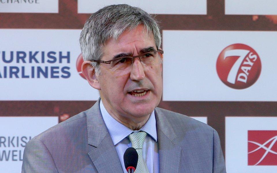 Босът на Евролигата Жорди Бертомеу: Вратите за България са винаги отворени