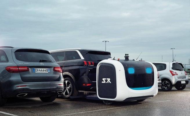 Робот ще паркира всякакви автомобили самостоятелно