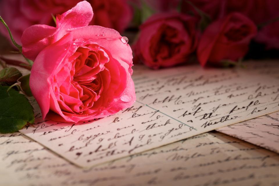 писмо любов