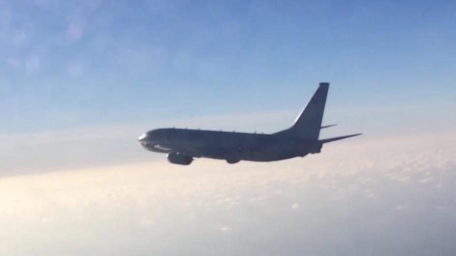 <p>Американски самолети притесниха Русия</p>