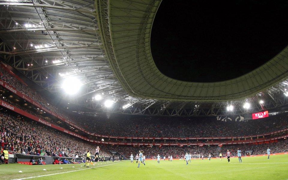 Рекорд: Над 48 хиляди посетиха женски мач в Испания