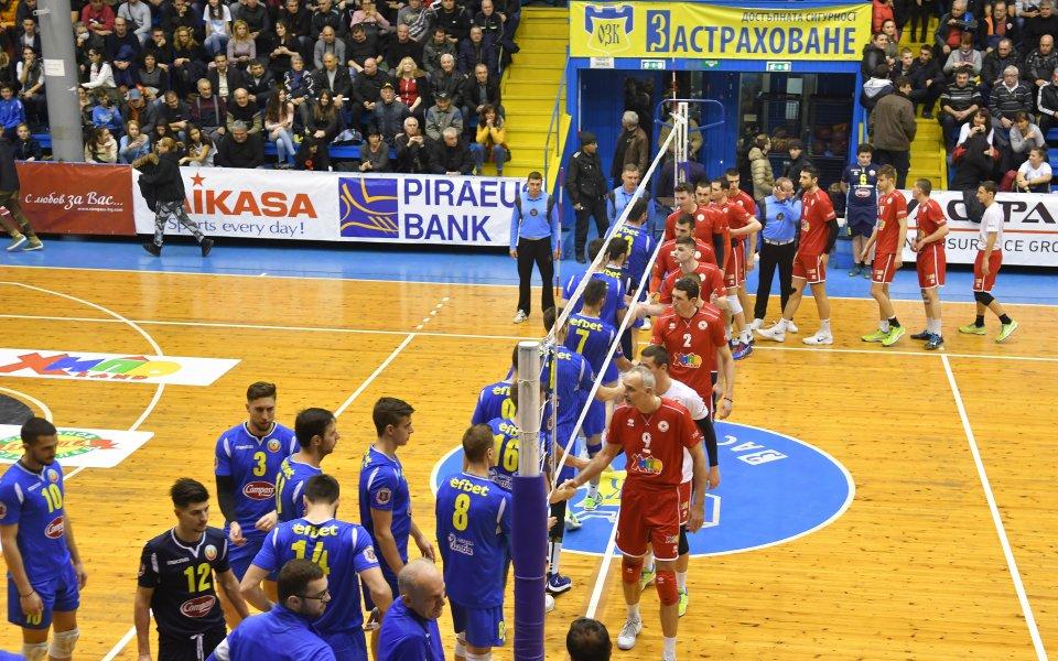 Монтана спря победната серия на ЦСКА