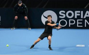 Александър Лазаров загуби на на финала в Скопие