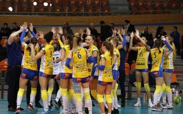 Марица Пловдив с 12-а поредна победа в първенството