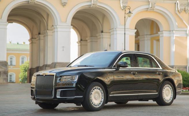 Руският Rolls-Royce вече и за