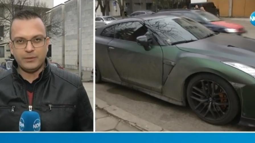 Разпитват мъж от Дряново за шофирането с 280 км/ч