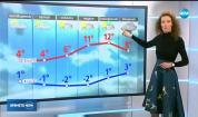 Прогноза за времето (06.02.2019 - централна емисия)