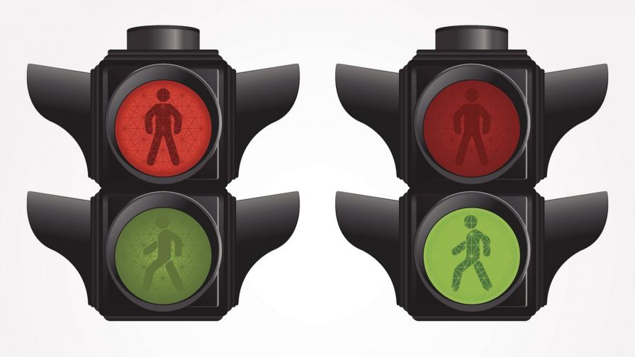 <p><strong>Акция</strong> за неправилно пресичащи <strong>пешеходци</strong></p>