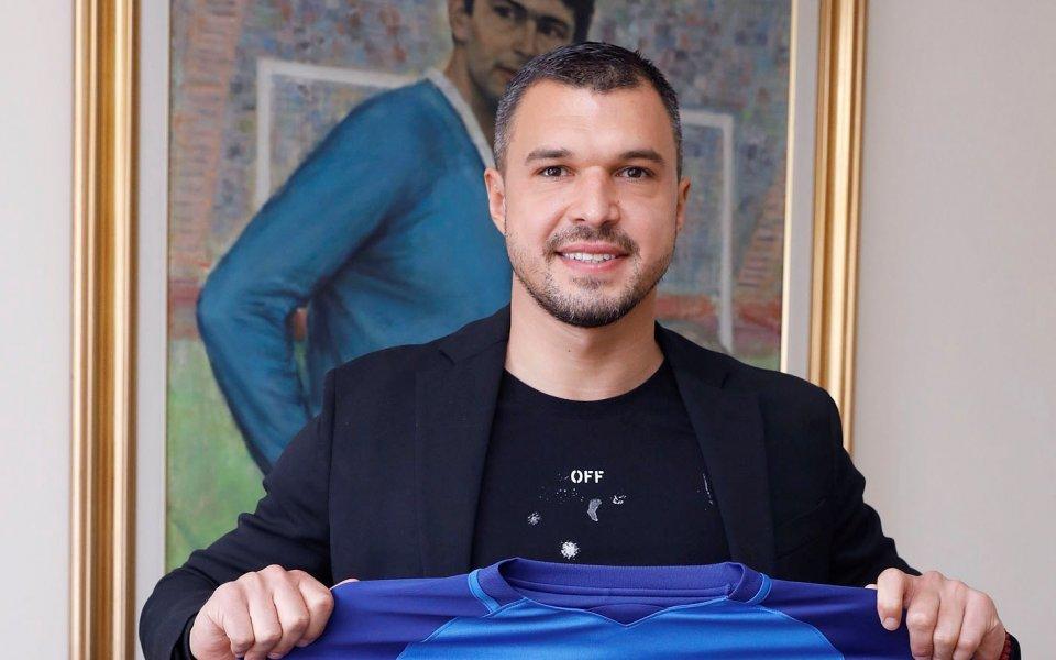 Божинов обяви идеалния треньор на Левски и заяви:...