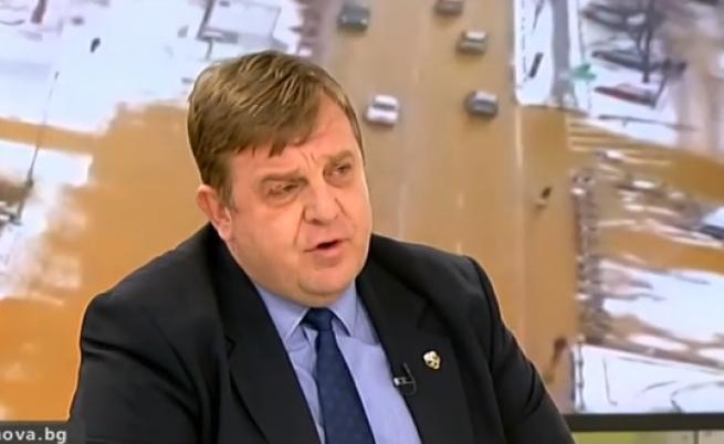 Каракачанов за интеграцията: Не може да има две Българии