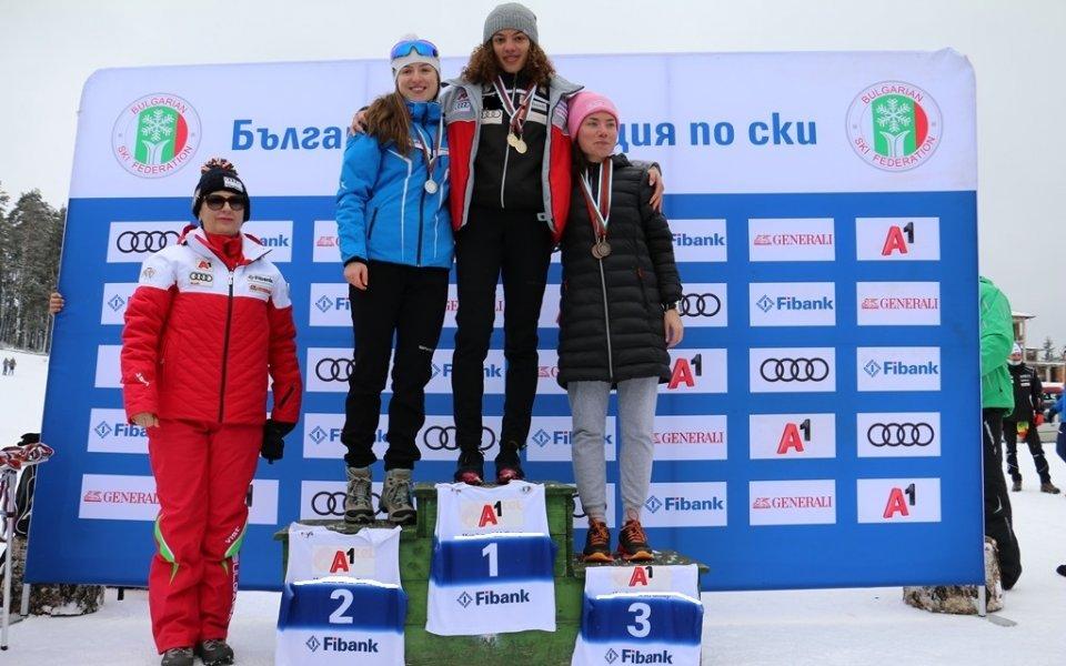 Пенчев и Окоро с  нови титли от държавното по ски бягане