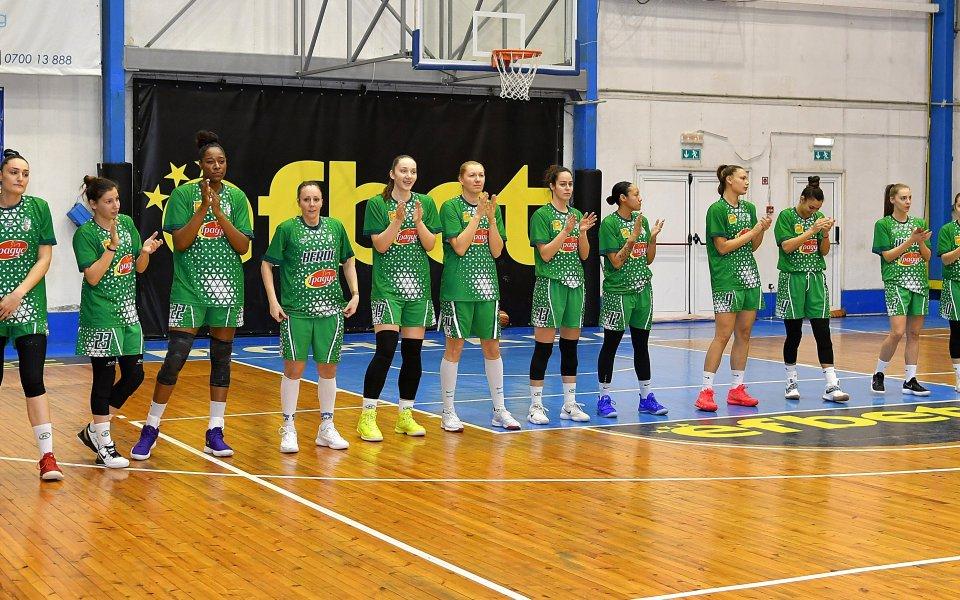 Женският Берое с 9-а победа в Адриатическата лига