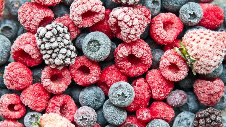 ягоди смути