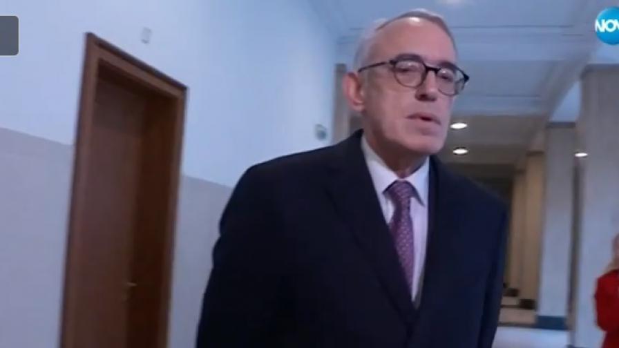 Съдът оправда Огнян Донев