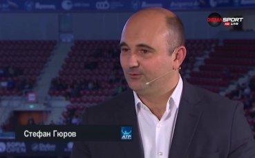 Водещ бг-мениджър в тениса: У нас расте силно поколение