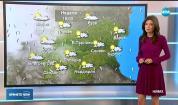 Прогноза за времето (10.02.2019 - обедна емисия)