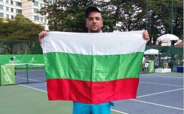 Мико Кузманов стигна до 1/4-финалите в Анталия