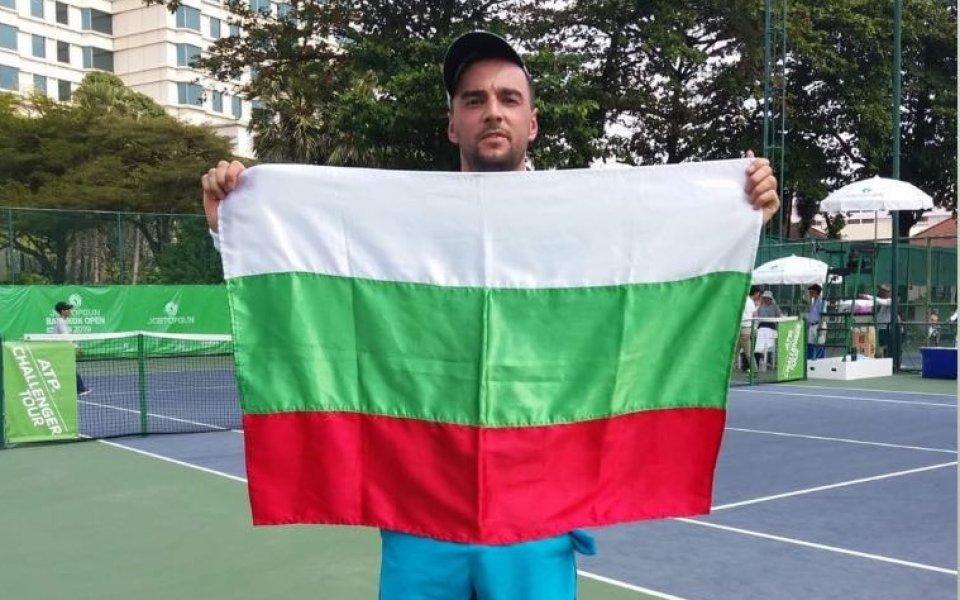 Кузманов се класира на 1/4-финал в Тайланд
