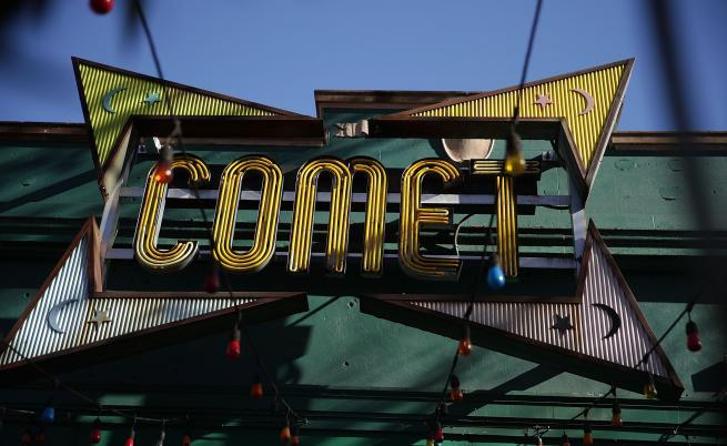 Пицарията Comet във Вашингтон, станала част от голяма конспиративна теория