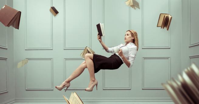 Снимка: Направих немислимото: Разчистих си библиотеката от излишните книги