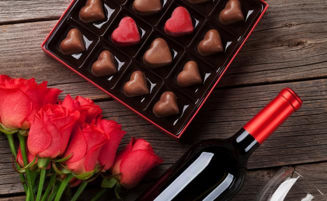 Вкусни идеи за здравословен Свети Валентин
