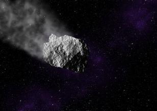 Астероид със собствена луна мина опасно близо до Земята