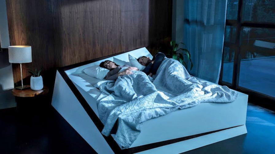 Технология на Ford ще пази мястото ви в леглото
