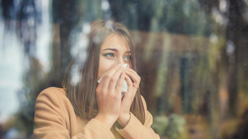 Необичайните причини за течащия нос