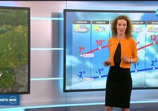 Прогноза за времето (15.02.2019 - централна емисия)
