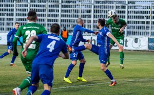 Сензация при рестарта на Първа лига! Лудогорец загуби точки срещу храбрия Верея
