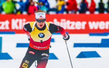 Йоханес Тингес Бьо спечели предсрочно малката Световна купа в спринта