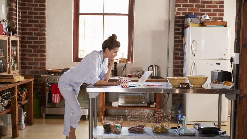 кухня домакиня
