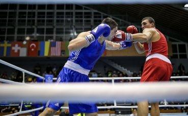 Боксовият турнир