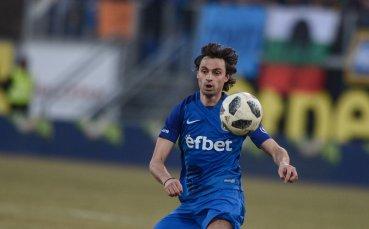 Райнов: Мисля, че ще бъдем на ниво срещу ЦСКА