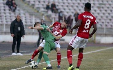 Ботев Враца пусна билетите за мача с ЦСКА