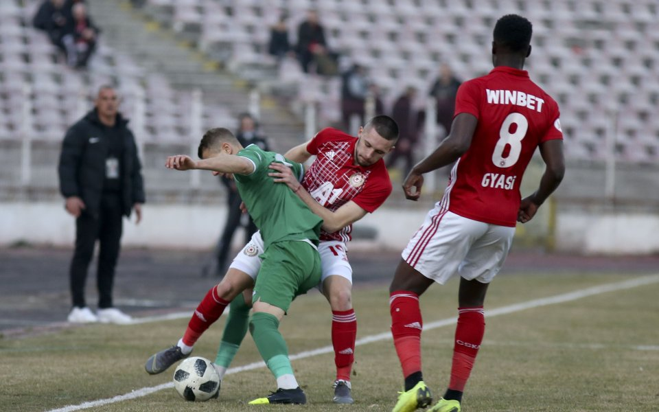 Снимка: Ботев Враца пусна билетите за мача с ЦСКА